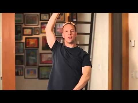 Гимнастика цигун для позвоночника (обучающее видео) - YouTube