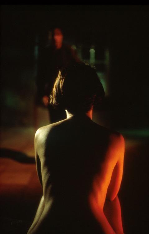 cinemarhplus:    Juliette Binoche in Trois couleurs: Bleu