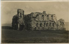 Unknown British Postcard - Sandsfoot Castle, Weymouth (Real Photograph)