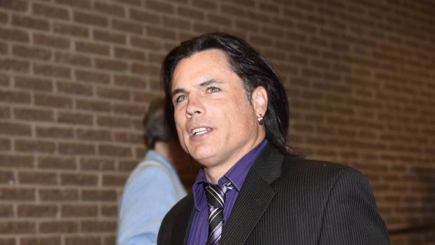 Good pick for the Senate Harper:  Patrick Brazeau, seen here at the Gatineau courthouse last June during his trial on charges of assault and sexual assault, appears set to plead guilty to a charge of simple assault.