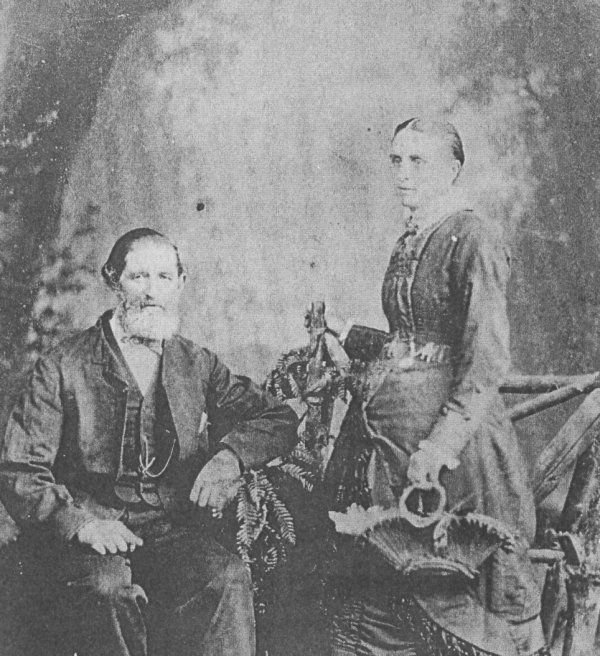 Tom Nichols and Sarah CowenFull-size image