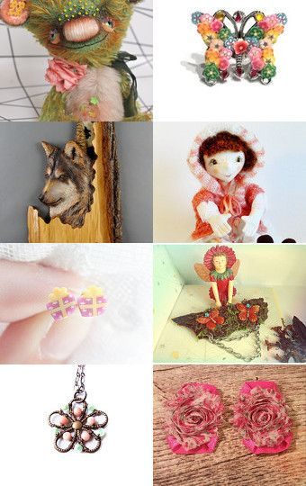 colored findings by Olga Kolot on Etsy--Pinned with TreasuryPin.com