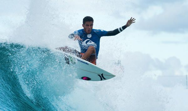 Catch the action at the Quiksilver pro.