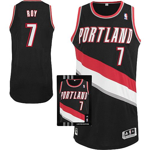 Portland Trail Blazers Brandon Roy 7 White Authentic Jersey Sale