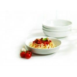 Laura, pasta bowls, 4 pc