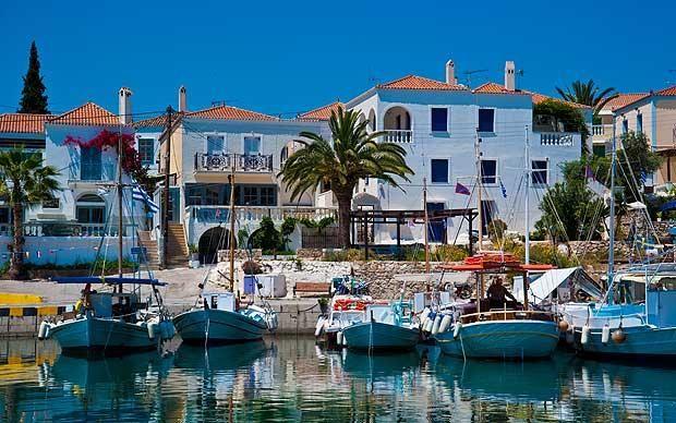 Spetses, Greece: the idyllic spice island