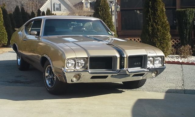 1971 442 For Sale In Raleigh Nc Oldsmobile Classic Cars