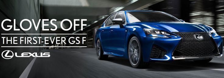 Forging new ground for Lexus performance and wielding 467 horsepower, the most powerful Lexus sedan ever made doesn't just wear the coveted F badge. It embodies it. Introducing the first-ever GS F.