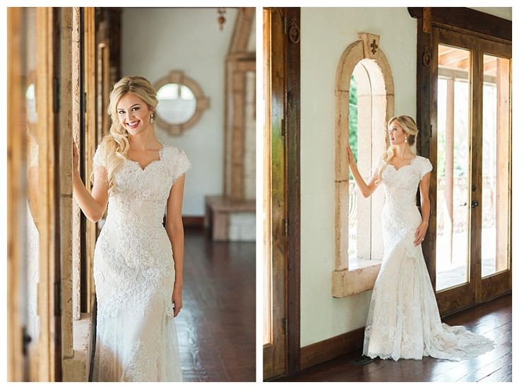 The Josephine wedding dress, a modest bridal gown by LatterDayBride & Prom in Utah |  | LDS Bride Blog | Gateway Bridal & Prom | Home of the LatterDayBride Collection | Salt Lake City | Utah Bridal Shop | Worldwide Shipping