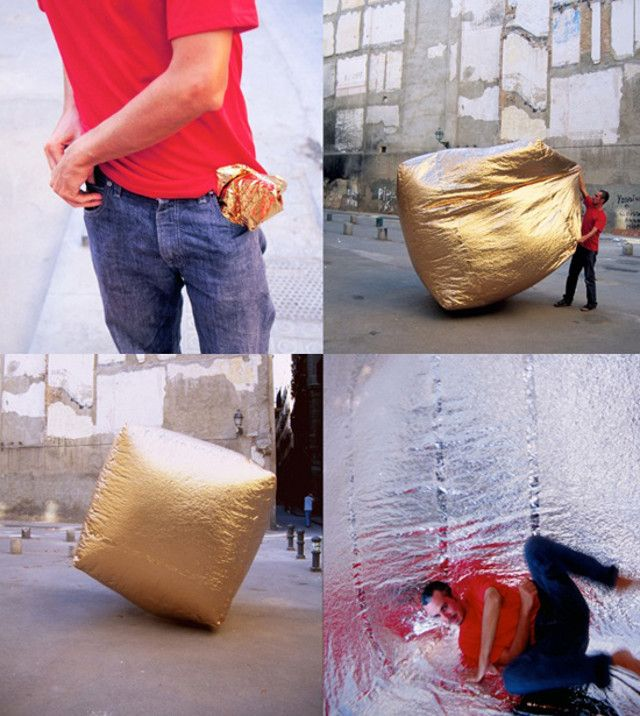 Pocket-Sized Portable 'House'Ideas, Fit, Pocket, Tiny House, Pop Up, Shelters, Basic House, The Heat, Bugs Out Bags
