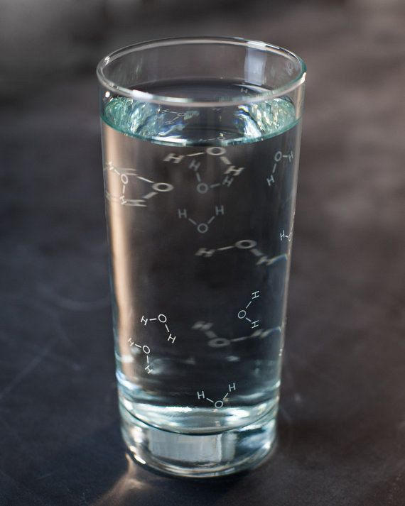 This H2O glass. | 23 Products For The Genius In Your Life