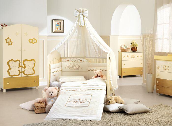 Die besten 25+ Babybett mit himmel Ideen auf Pinterest - schlafzimmer einrichten mit babybett