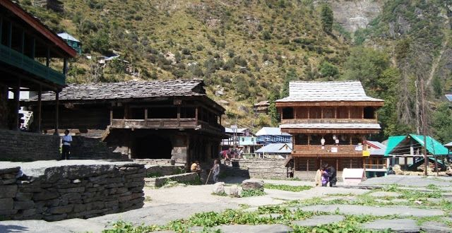 Malana is considered to be the oldest democracy and locales consider themselves to be descendants of some deported soldiers of Alexander. Situated at a distance of 45 km. from Kullu – Malana is still lying isolated from mainland. Their participative type justice system reflects traces of ancient Greek system. Cherish the lifetime experience, as one has to trek down to the bottom of Parvati Valley in order to reach Malana. Touching the temples' and structures is strictly prohibited here.