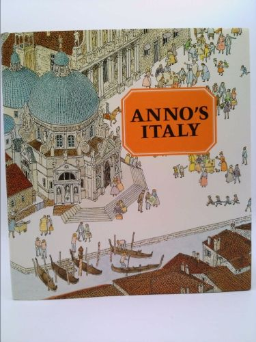 Anno's Italy (Mitsumasa Anno) | New and Used Books from Thrift Books