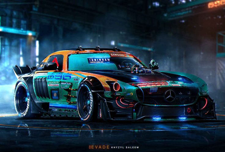 The Zombie Apocalypse Cars of the Future by Khyzyl Saleem - Supercompressor.com