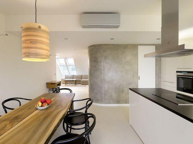 Interiors U003e Zaoblen Loft Interior Design Ideas Dining Room Detail Home New  Home With Loft Design. 180 Times Like By User Loft Apartment Design Ideas  Loft ...