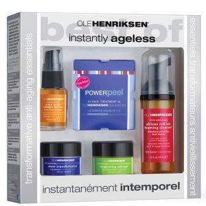 Ole Henriksen Instantly Ageless Kit - Ihonhoitosetti - http://meikkimaailma.com/kauppa/tuote/ole-henriksen-instantly-ageless-kit-ihonhoitosetti