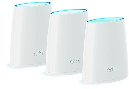 Netgear orbi wifi rbk sistema router e satelliti soluzione