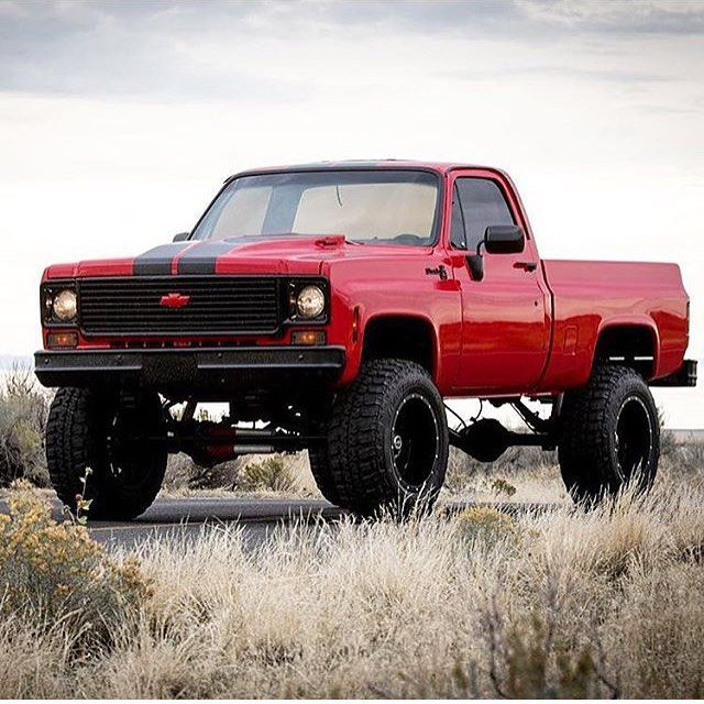 our random crap — k5willy:     #squarebody #lifted #chevy #classic