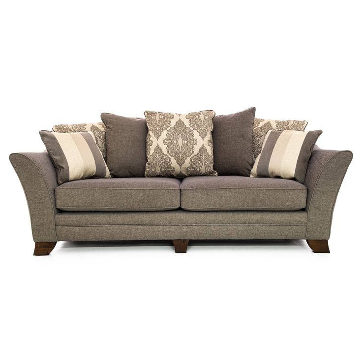 Casa Harvey 4 Seater Pb Sofa Seat Mink Now Available To Purchase Online Or Click Collect In Store
