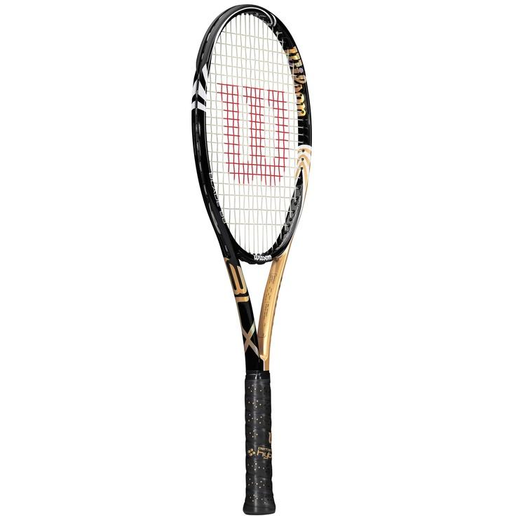 21-11-12: #Racchetta da #Tennis #Wilson Blade 98 BLX (incordata) 99€