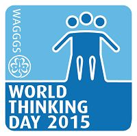 World Thinking Day 2015 Announcement! Stop the Violence.
