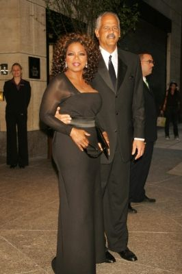 Oprah Winfrey and Stedman Graham                                                                                                                                                                                 More