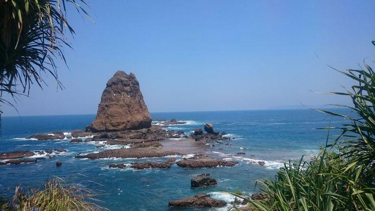 Papuma Beach, East Java