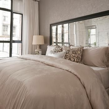 The 25+ best Mirror headboard ideas on Pinterest