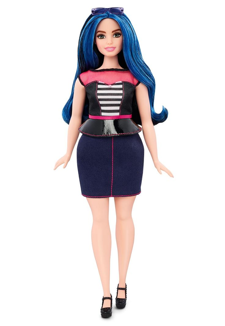 Girls everywhere now have infinitely more ways to play out their stories and spark their imaginations through Barbie. Along with more overall diversity, we proudly add three new body types to our line.