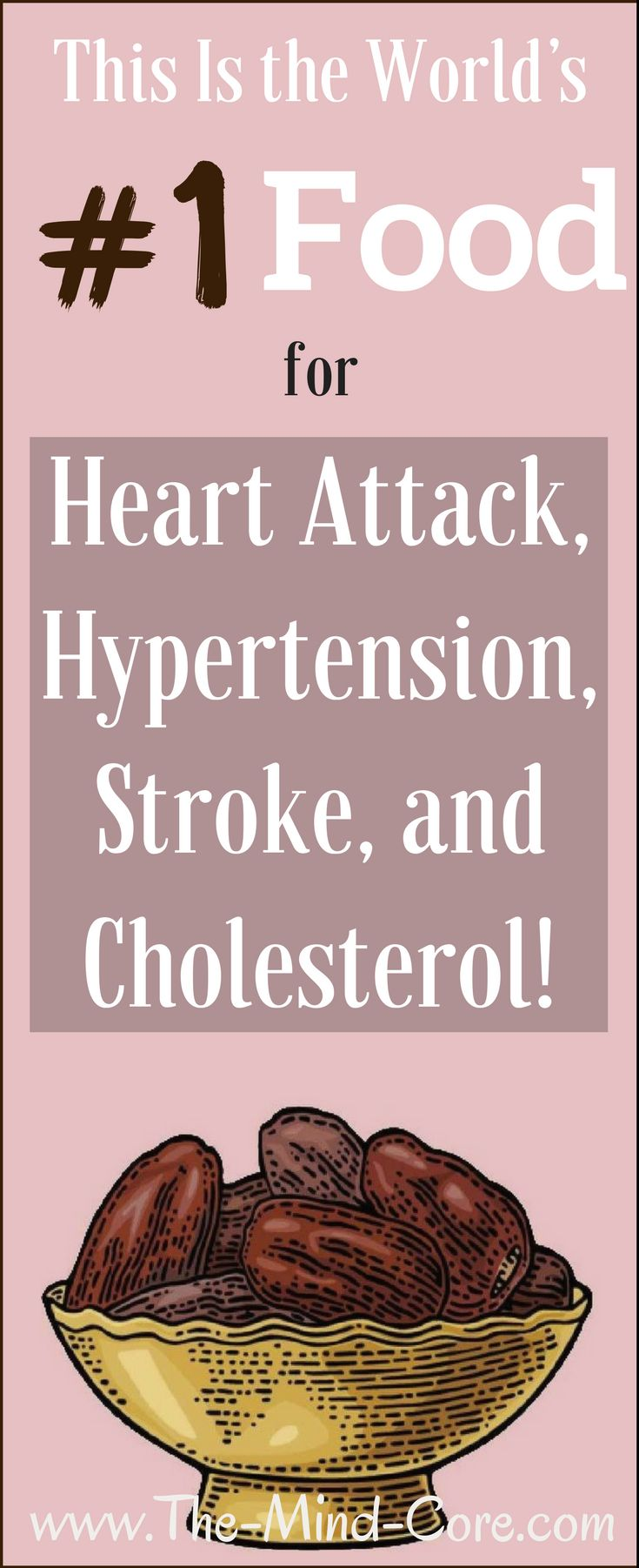 ATTENTION: This is the BEST Food for Heart Attack, Hypertension, Stroke, and Cholesterol!