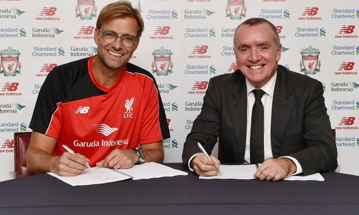 Liverpool FC confirm Jürgen Klopp appointment