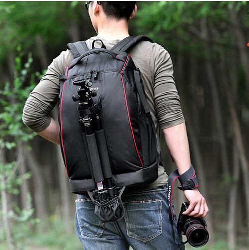 a436a9af692c Coress Digital DSLR Camera Bag Waterproof Photo backpack Photography Camera  Video Bag Small Travel Camera Backpack