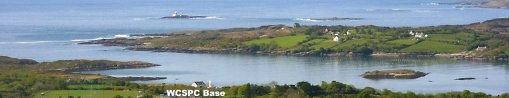 West Cork Sailing and Powerboating Centre base at Adrigole Harbour, Bantry Bay