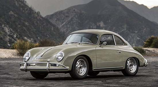 Meet the Remastered 1958 Porsche 356A by Emory Motorsports  #Porsche #EmoryMotorsports