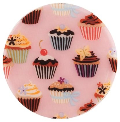 """Andreas 8"""" Silicone Trivet, Cupcakes   Free Shipping"""