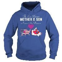 Mother and Son - United States Canada