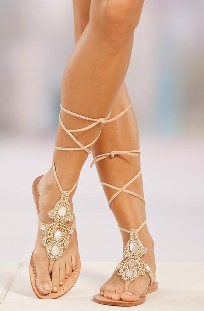 Mystique sandale