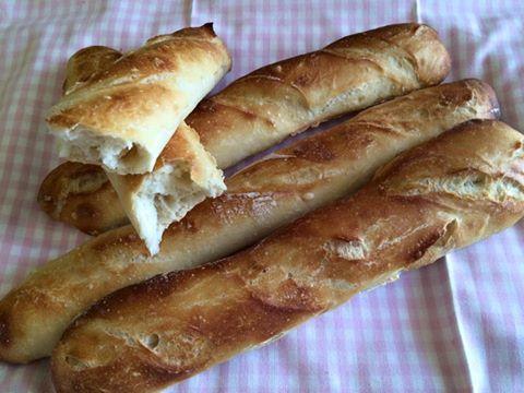 Baguette Bimby perfette, per noi il pane fatto in casa non ha più segreti! Ecco come realizzare delle fantastiche baguette super croccanti! Ingredienti: ...