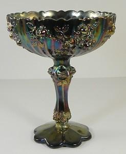 Fenton Carnival Glass Compote Roses Amethyst  http://www.ebay.com/itm/Fenton-Carnival-Glass-Compote-Roses-Amethyst-/330712114735?pt=LH_DefaultDomain_0=item4cfffa662f#ht_3326wt_754