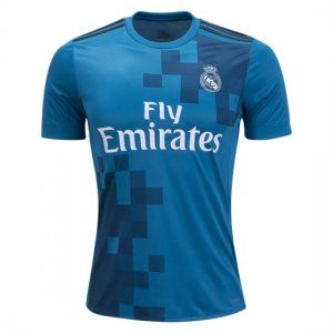 2017 Player Version Jersey Real Madrid 3rd Green Shirt [AFC975]