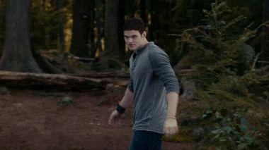 Kellan Lutz as Emmett Cullen from the Twilight Saga
