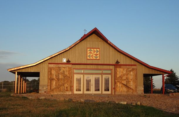 Metal pole barn homes pictures joy studio design gallery for 40x60 barn