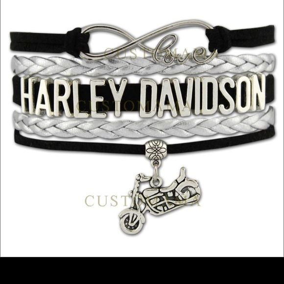 Harley Davidson bracelet (NWT)Coming Soon! Coming soon... Jewelry Bracelets