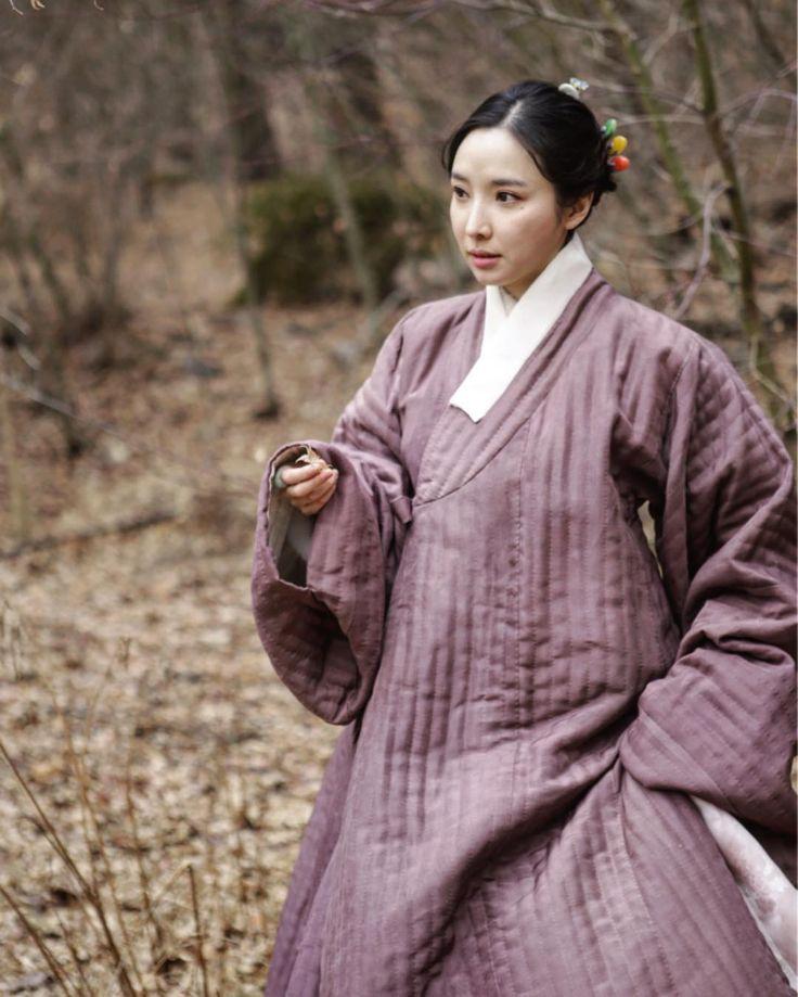 이응해장군묘출토복식 재현 오배자 천연염색 손누비 창의 Yieunghae-janggun-myo-chulto-boksik , Clothing Excavated the Tomb of Yi Eunghae , 李應獬將軍墓出土服飾 #hanbok #풍경한복