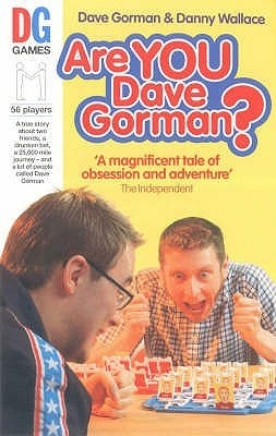 Are You Dave Gorman? - The first of his books and possibly my favourite...although all of them are pretty good. Great performer too!