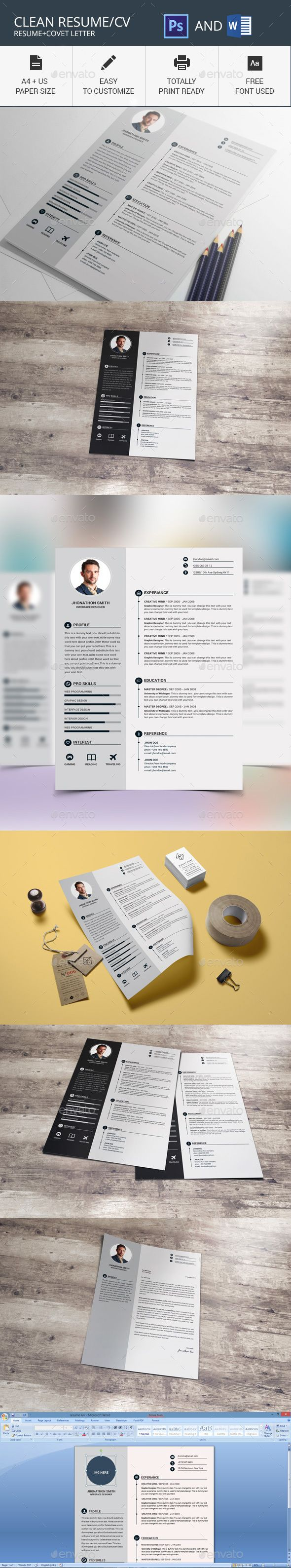 Resume Template 49 best Resumes Creative