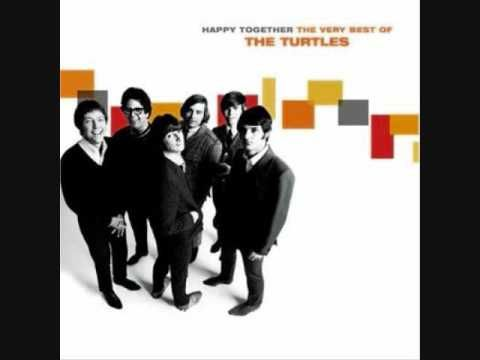 This week of 2-11 in 1967, The Turtles release their new song 'Happy Together.' [I was almost done with my Junior year in high school...]