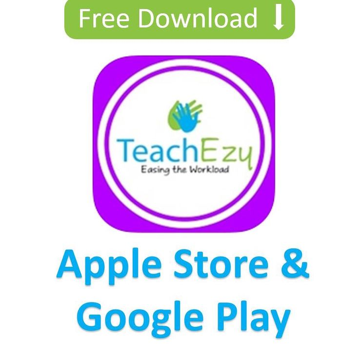 FREE App with lessons and tips for teachers. Download in Apple Store or Google Play.