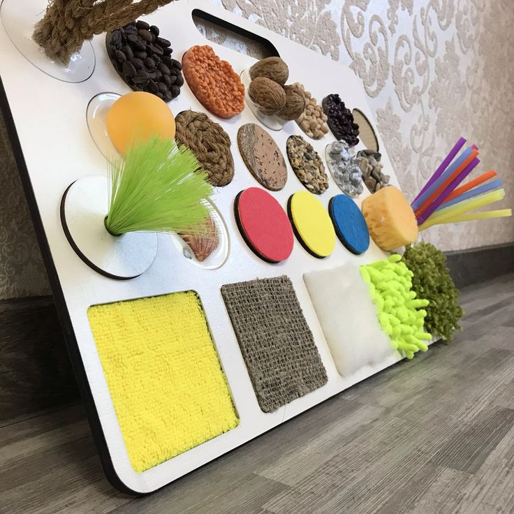 Sensory Board Busy Board Montessori supplies White on Stand Toddler Tactile Youngster Improvement Toddler Instructional Wood White on Stand